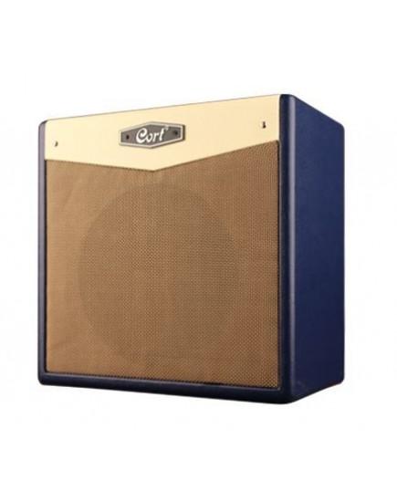 CORT CM30R DB BLUETOOTH מגבר לגיטרה בצבע כחול 30 ואט