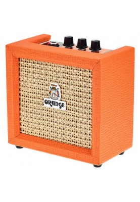 מגבר מיני לגיטרה ORANGE CRUSH-MINI AMP 3WATT