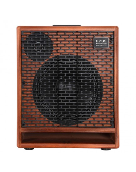 מגבר לבס Acus ONE FORBASS WOOD 400W rms