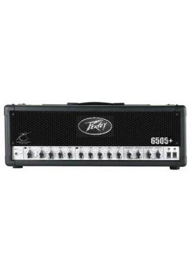 מגבר ראש מנורות לגיטרה חשמליות PEAVEY 6505® Plus
